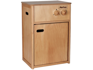 Kinder Geschirrspülmaschine aus Kautschukholz