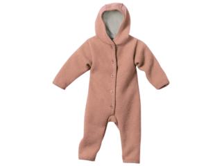 Baby Walk-Overall rose