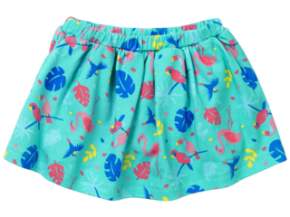 "Baby und Kinder Rock mit Shorts ""Tropical"""