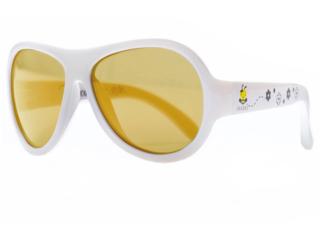"""Baby und Kinder Sonnenbrille """"Busy Bee White"""""""