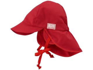 Baby und Kinder Mütze Tom UV-80 rot
