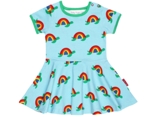 Kinder Kleid Turtles