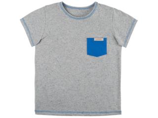 Kinder T-Shirt UV Schutzkleidung UV 50 grau