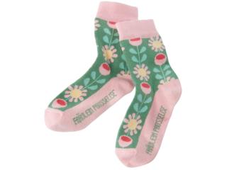 Kinder Socken Blumenwiese