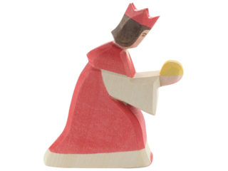 König (rot)  13 cm