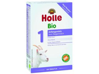 Bio-Anfangsmilch auf Ziegenmilchbasis 1