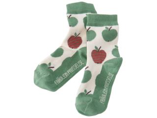 Kinder Socken Äpfel