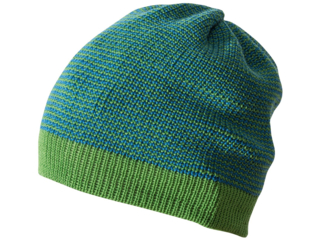 Baby Mütze Beanie dunkelgrün