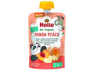 "Pouchy ""Panda Beach"" Bio-Früchtepüree"