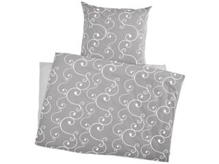 Bettwäsche zum Wenden Bio-Baumwolle Ornament