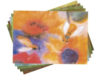 Postkarten Durch das Jahr
