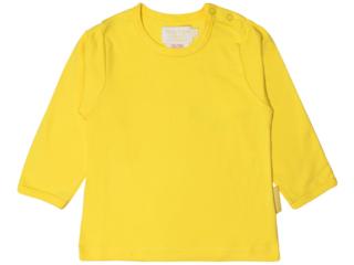 Baby und Kinder Langarmshirt gelb