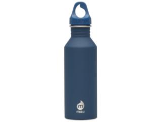 "Trinkflasche Edelstahl M5 ""Ocean Blue"""
