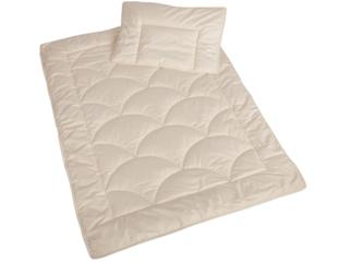 Baby- und Kinderschlafset Baumwolle (kbA)