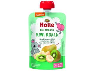 """Pouchy """"Kiwi Koala"""" Bio-Früchtepüree"""