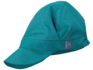 Baby und Kinder Schirmmütze Rico UV-80 green slate
