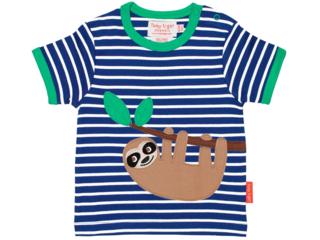 Baby und Kinder T-Shirt Faultier