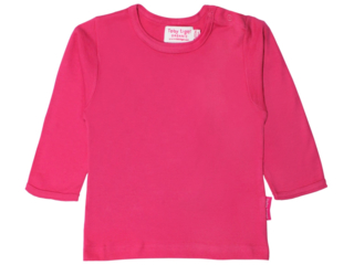 Baby und Kinder Langarmshirt pink