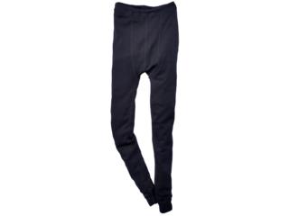Herren Unterhose lang schwarz