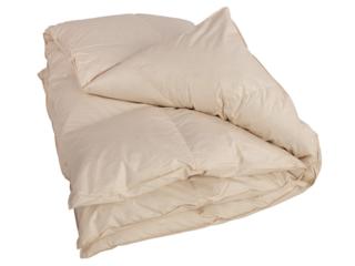 Hochstegkassettenbettdecke für Erwachsene Daunen