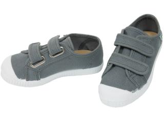 Kinder Schuhe Sneaker mit Klettverschluss grey