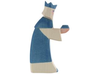 König (blau)  16 cm