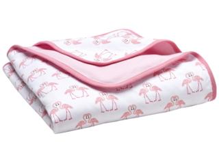 "Babydecke doppellagig ""Flamingo"""