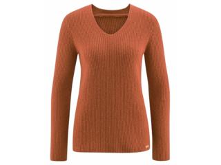 "Damen Pullover ""Hortense"" amber"