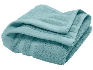 Handtuch Bio-Baumwolle Frottee mint