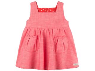 Baby Kleid UV Schutzkleidung UV 30 mohn