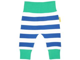 Baby und Kinder Hose blau-weiß-gestreift